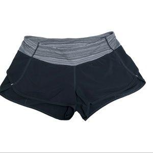 Lululemon Speed Shorts EUC